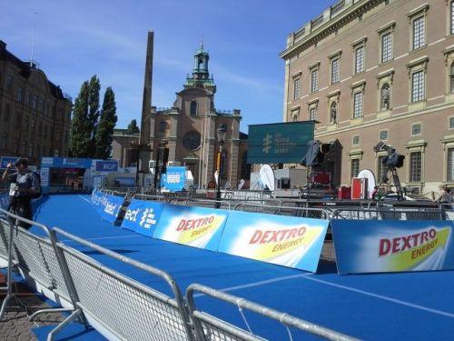 ITU Stockholm Finish