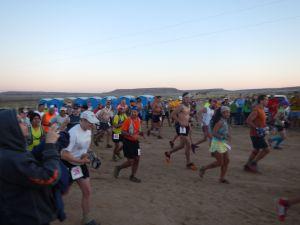 50k Race Start